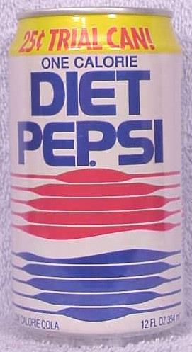 This Next One Was The When Reg Pepsi Went With Blue Iced Background