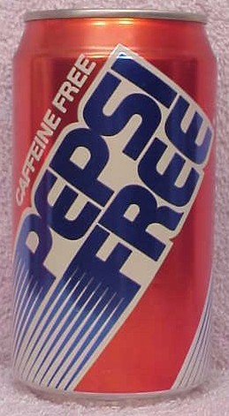 3. Pepsi Free - Well, this soda is not exactly failed, but the branding name failed. It is just known today as Caffeine Free Pepsi. Personally, I think Pepsi Free sounds better, and it harkens back to a time where we remember Marty McFly ordering it at a soda shop in Hill Valley in 1955.